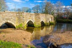 Lostwithiel Cornualha Inglaterra Fotos de Stock Royalty Free