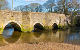 Lostwithiel Cornwall England Royalty Free Stock Photo