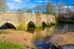 Lostwithiel Cornwall England Royalty Free Stock Photos