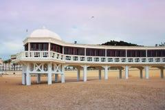 Losu Angeles Caleta plaża Obrazy Royalty Free