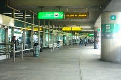 Losu Angeles Guardia lotnisko zdjęcie stock