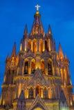 Losu Angeles Parroquia De San Miguel arcangel Obrazy Royalty Free