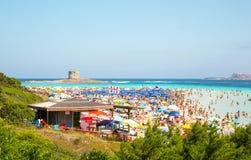 Losu Angeles Pelosa plaża zdjęcia stock