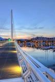 Losu Angeles Spezia port, Cinque Terre, Włochy zdjęcie royalty free