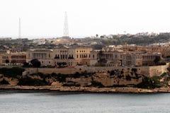 Losu Angeles Valletta budynki Fotografia Stock