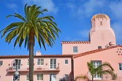 Losu Angeles Walencja hotel, obraz royalty free