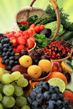 A lot. Fresh Vegetables, Fruits and other foodstuffs. Huge collection Royalty Free Stock Photography