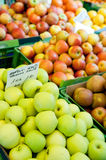 Lot of Apples Royalty Free Stock Images