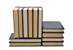 A lot of books. Royalty Free Stock Image