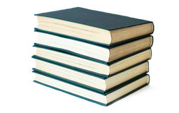 A lot of books Royalty Free Stock Photos