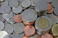 A lot of  Coin of Thailand Stock Photos