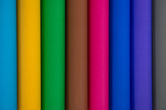 Lot of color paper for crafts idea Royalty Free Stock Image