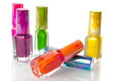 Nailpolish Stock Photo