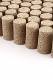 Lot of corks Stock Images