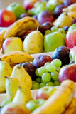 A lot of different fruits Stock Image