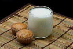 Lot et lait Image libre de droits