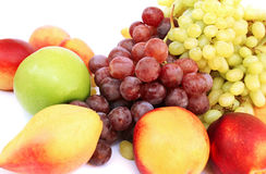 Lot of fruits Royalty Free Stock Photo