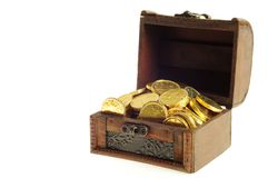 Lot of  gold Royalty Free Stock Photo