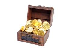 Lot of  gold Stock Photos