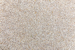 Lot of grey gravel stones as background Royalty Free Stock Photo