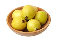 A lot of guava Stock Photos