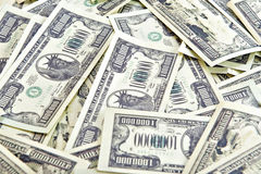 Lot of money Stock Photography