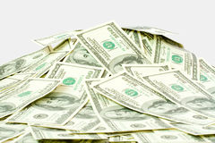 Lot of money Royalty Free Stock Image