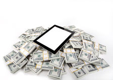 A lot of money Royalty Free Stock Image