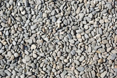 Lot of pebble as background. Stock Images