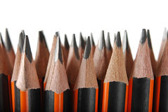 A lot of pencil Royalty Free Stock Photo