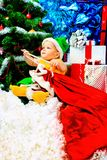 Lot of presents Stock Photography
