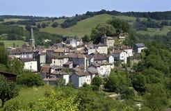 Lot - Rural Village - France. Village in Lot region of France Royalty Free Stock Images