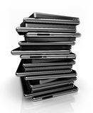 Lot of tablets Stock Image