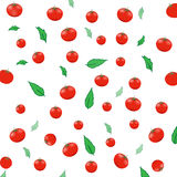 A lot of tomatoes Royalty Free Stock Images
