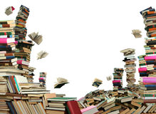 Lotação esgotada do livro Fotos de Stock Royalty Free