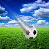 lota futbol zdjęcie royalty free
