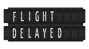 lota opóźniający tekst Zdjęcie Stock