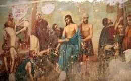 Lote da Bíblia ilustração do vetor