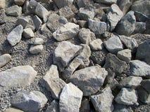 Lote da pedra fotografia de stock