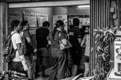 loterie Photographie stock libre de droits