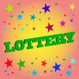 loterij Royalty-vrije Stock Foto's