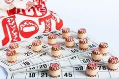 loteryjka Zdjęcie Stock