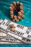 loteryjka Fotografia Royalty Free