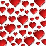 Lotes do amor ilustração royalty free