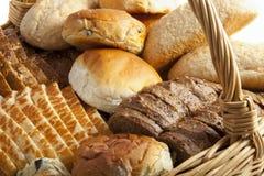 Lotes do pão imagens de stock