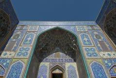 lotf阿拉・ Mosque回教族长 免版税库存图片