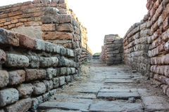 Lothal Indus Valley Royalty Free Stock Photography