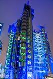 LOThe Lloyd building London. Stock Photography