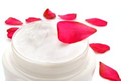 Lotion Petals Stock Images