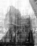 Lotissement immobilier Image stock